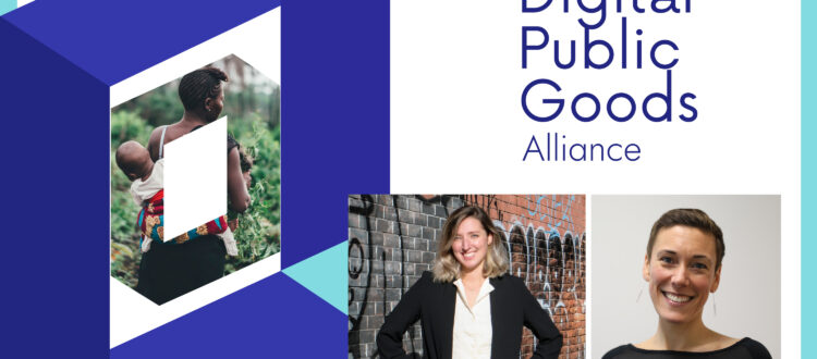 Creating and deploying open solutions on digital public goods for a more equitable world